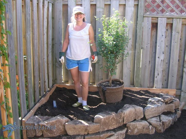 low maintenance gardening part 1 dry creek bed, gardening, how to, landscape, outdoor living –