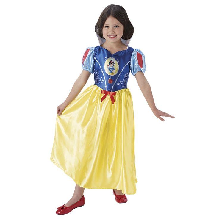 Disfraz Blancanieves Infantil - Comprar Online {Miles de Fiestas}