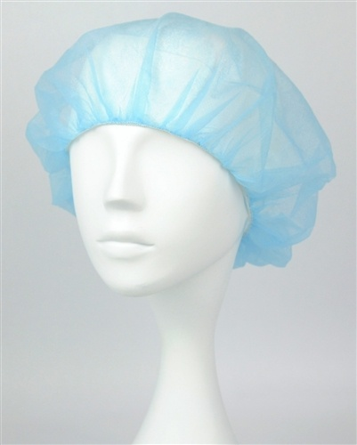 """Bouffant Cap (21"""") 100/Box, 10 Boxes/Case  Sold by the Case Only"""