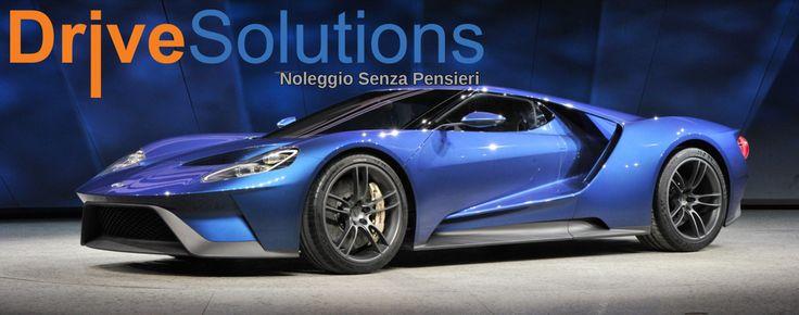 Modelli FORD noleggio a lungo termine - Drive Solutions rent & consulting