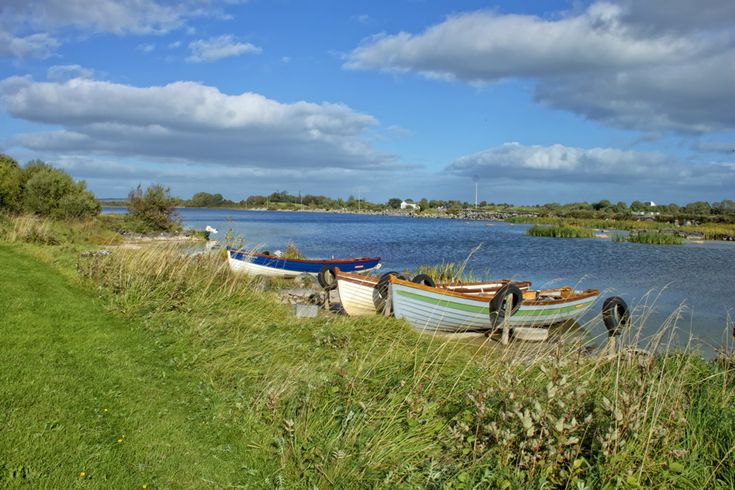 Inchiquin Island, Lough Corrib, Ireland.
