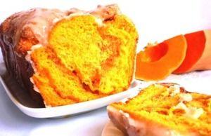 Отрывной тыквенный сахарный хлеб (не проходите мимо!!!)