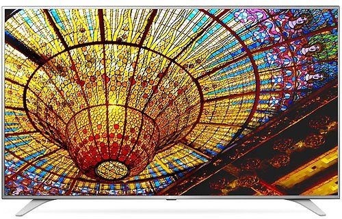 LG 49UH6500 49-Inch 4K UHD Smart TV w/ WebOS 3.0 - OPEN BOX