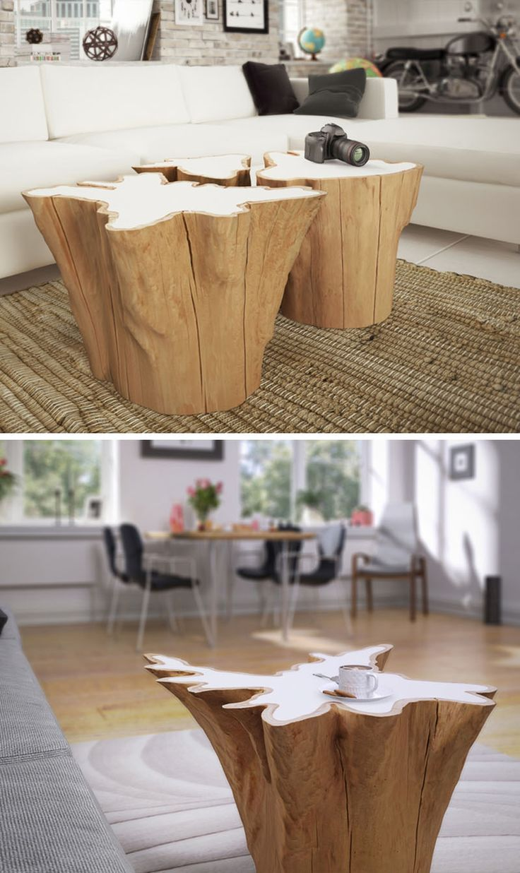 9 Ideas For Including Tree Stumps In