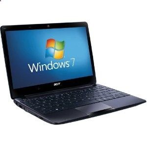 Review Acer Aspire One 722 11.6 inch Netbook - Black (AMD Dual-Core C-60 1GHz, RAM 2GB, HDD 320GB, LAN, Webcam, Windows 7 Home Premium 64 Bit) - ACER BEST REVIEW