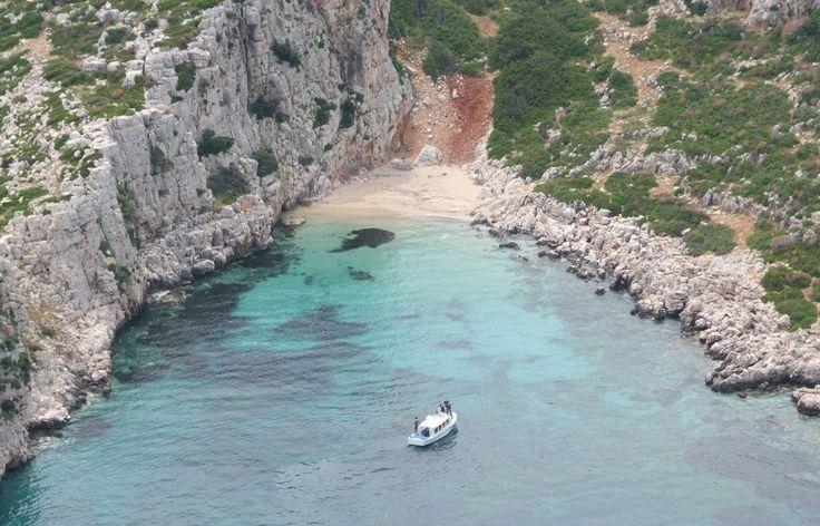 Γαργαλιάνοι παραλία Βουρλιά (Νήσος Πρώτη) Photo from Proti in Messinia | Greece.com