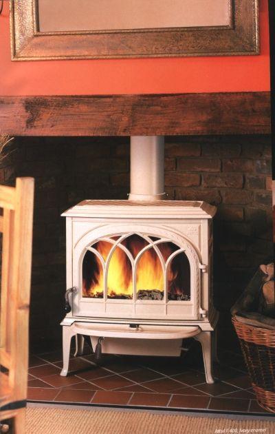 Jotul - F400 - White. Log BurnerWood StovesWoodburningFixer ... - 136 Best Jotul Fireplaces Images On Pinterest
