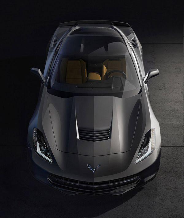 2014 Chevrolet Corvette Stingray  #2014 #Chevrolet #Corvette - Grey is nice too!