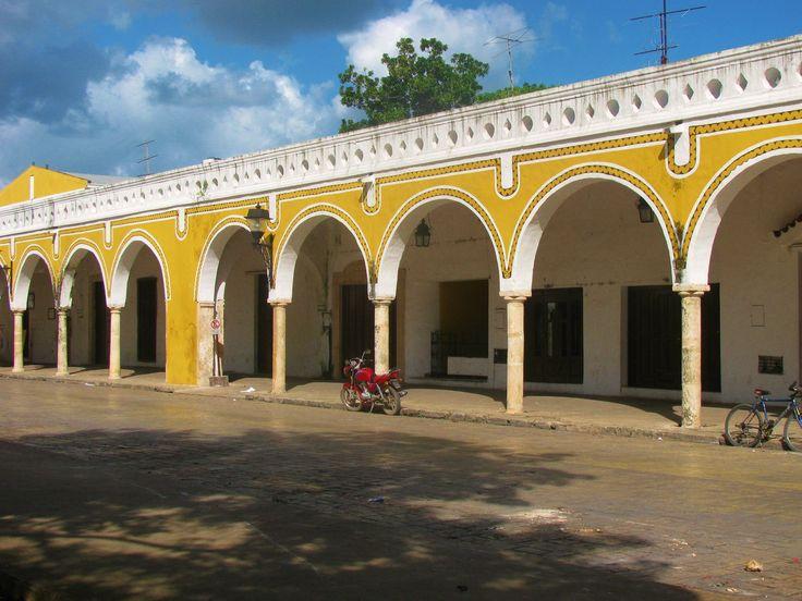 Izamal city centre
