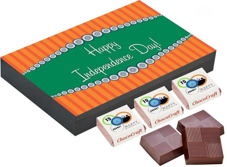 Independence Day  gifts for corporates | Gift chocolate box online