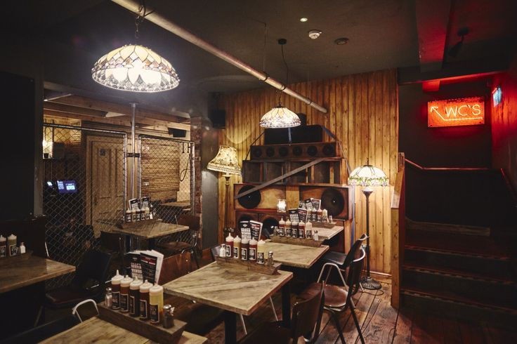Jordan Littler Interior Design — Red's True BBQ, Sheffield