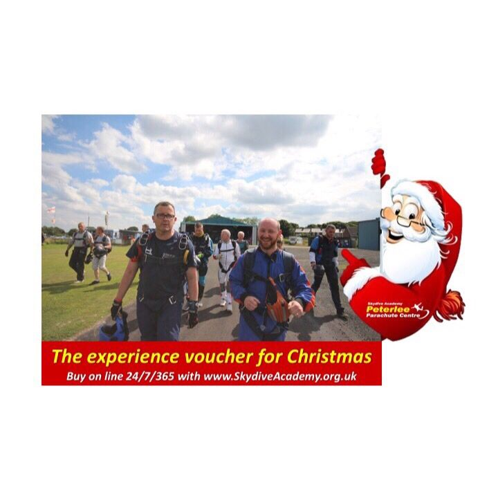 Vouchers available to purchase now from www.SkydiveAcademy.org.uk  # # #tandemskydive  #justskydive #christmasgiftideas ♫ Van Halen - Jump Made with Flipagram - https://flipagram.com/f/11CPdYlDFk1