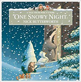 Image result for snowy night