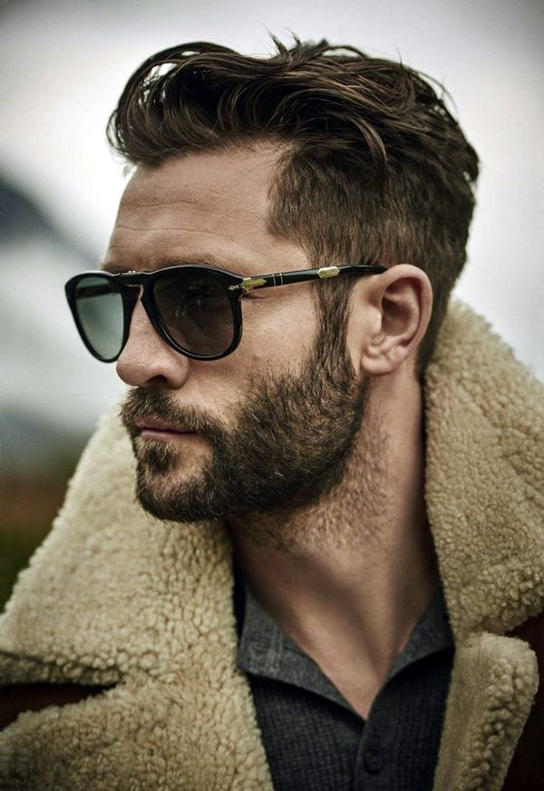 Amazing 1000 Images About Beard Gallery On Pinterest Dress Shoes Beard Short Hairstyles Gunalazisus