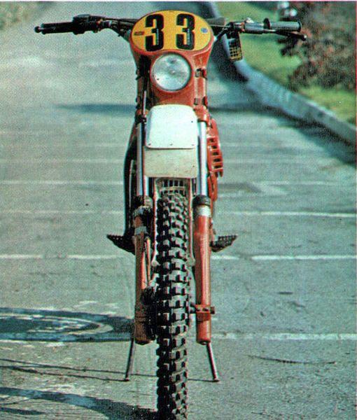 Brissoni Fantic 125