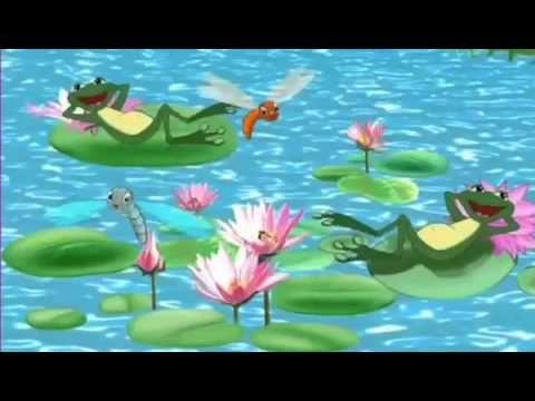 Eğitici çizgi filmi Mevsimler - YouTube