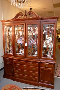 Stanley Furniture China Hutch At Hunt Gather
