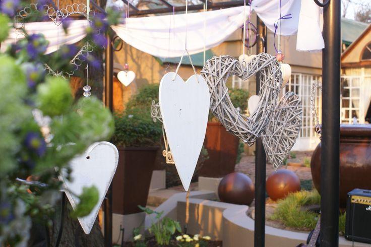 Garden Weddings @ THREE OAKS VENUE IN CENTURION www.threeoaks.co.za