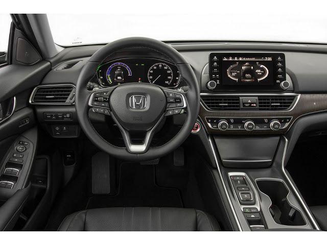 Honda Accord 2020 Interior Honda Insight Honda Honda Accord
