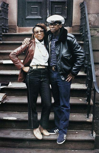 Black Couples c. 1980s *Hip Hop America*
