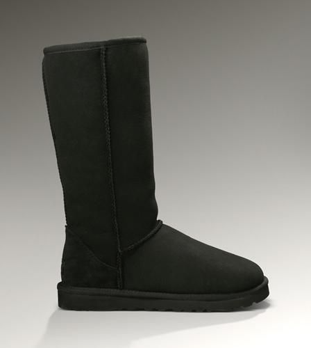 UGG Classic Tall 5815 Black1 hunting for limited offer,no tax and free shipping.
