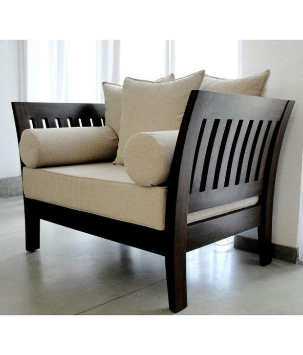 Wooden Sofa Set   Google Search