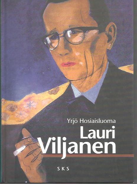 Lauri Viljasella oli huvila Otalammen rannalla ja nimikkokatu