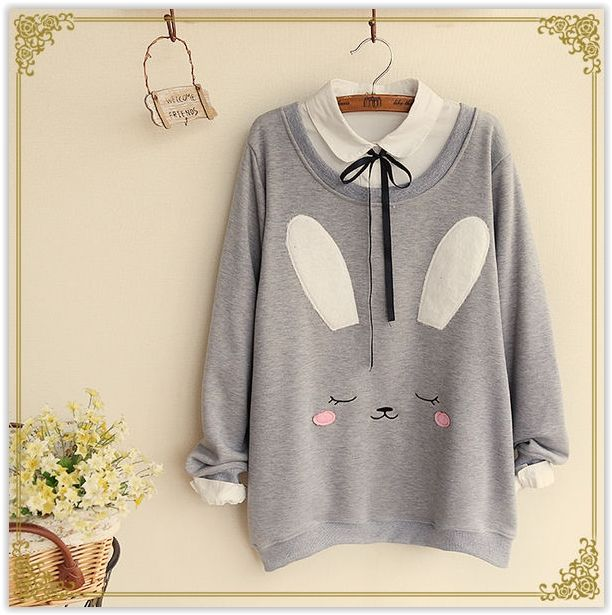 Fairyland - Rabbit Face Sweatshirt