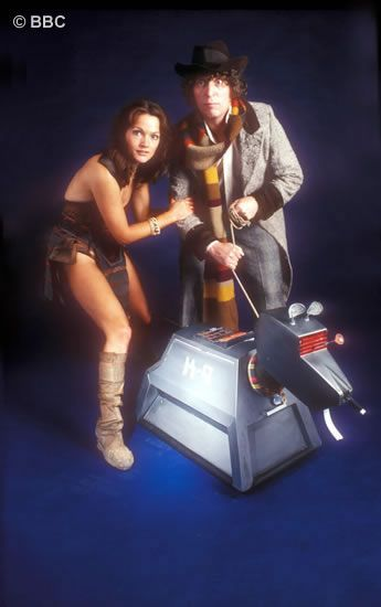Dr Who - this is the one i first saw in the early 1980s