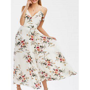 GET $50 NOW | Join Dresslily: Get YOUR $50 NOW!https://m.dresslily.com/dew-shoulder-tiny-floral-high-slit-dress-product2054730.html?seid=dhb2K8KvhQt5vGUACtlAOS0d44