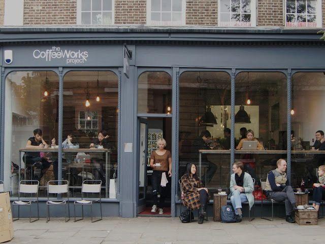The Coffee Works Project, Islington, London