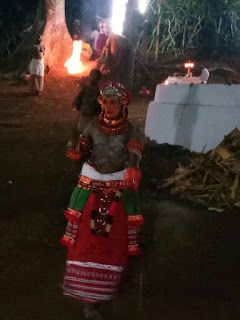 LABORATORIO AYURVEDA: Kattunayakar- I Re della giungla
