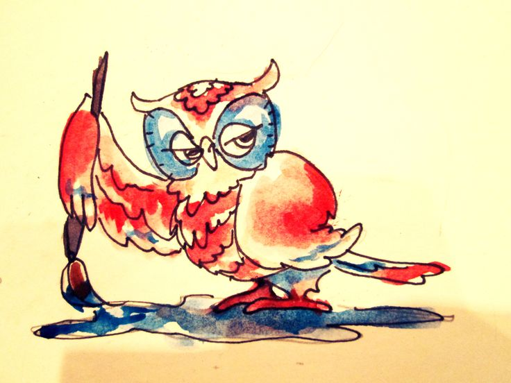 owl bu Wait94 Vaygacheva Nastya