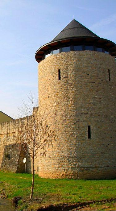 City Walls – Echternach, Luxembourg – Daily Photo