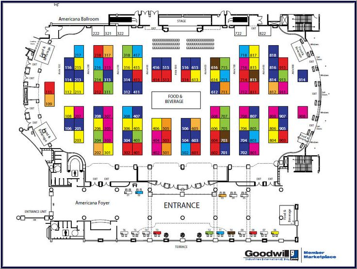 12 best convention floor plans images on pinterest floor for Trade show floor plan design
