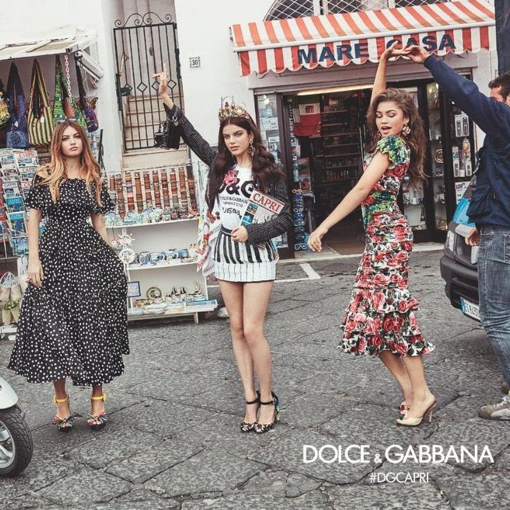 At Dolce & Gabbana's SS17 show during Milan Fashion Week in September it was clear the Italian house was shifting its focus towards a new fashion generation.