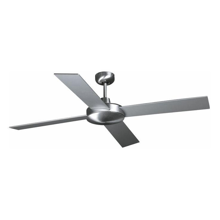 Ventilador de techo modelo MALLORCA fabricado por Faro. Mando a distancia incluido en el precio. Tienda online de ventiladores de techo.