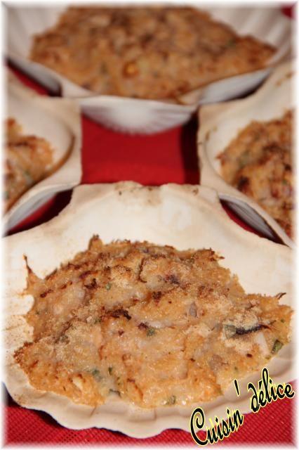 Crabes farcis à l'antillaise, Recette de Crabes farcis à l'antillaise par Claryss - Food Reporter