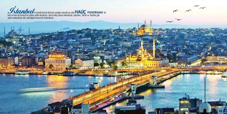 Haliç Panorama... Haliç Panorama projesi  İstanbul  Avrupa Yakası Gaziosmanpaşa'da inşa ediliyor. Projede yer alan konutların satış süreci devam ediyor. #lansman #elanmsan #halicpanorama