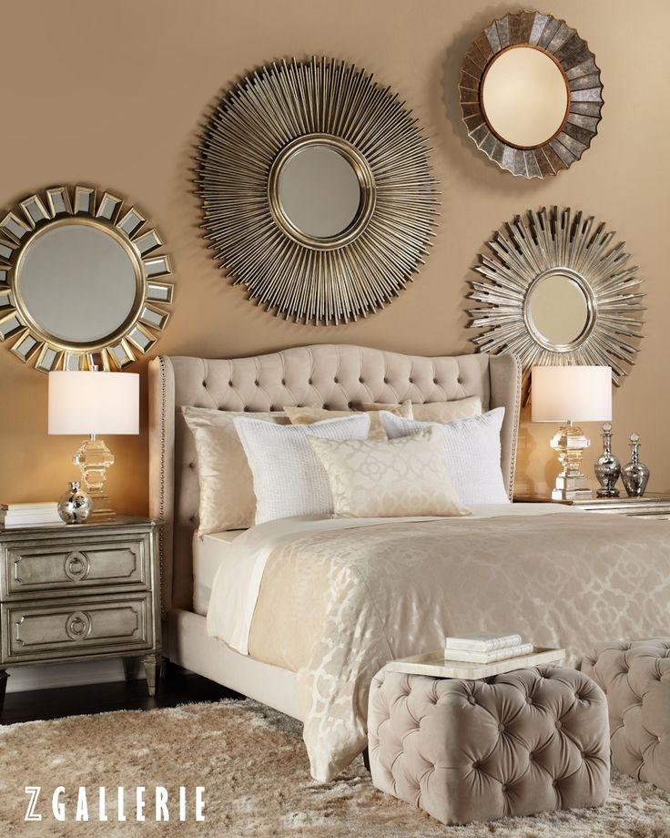 83 best BEAUTIFUL BEDROOMS images on Pinterest | Bedrooms, Master ...
