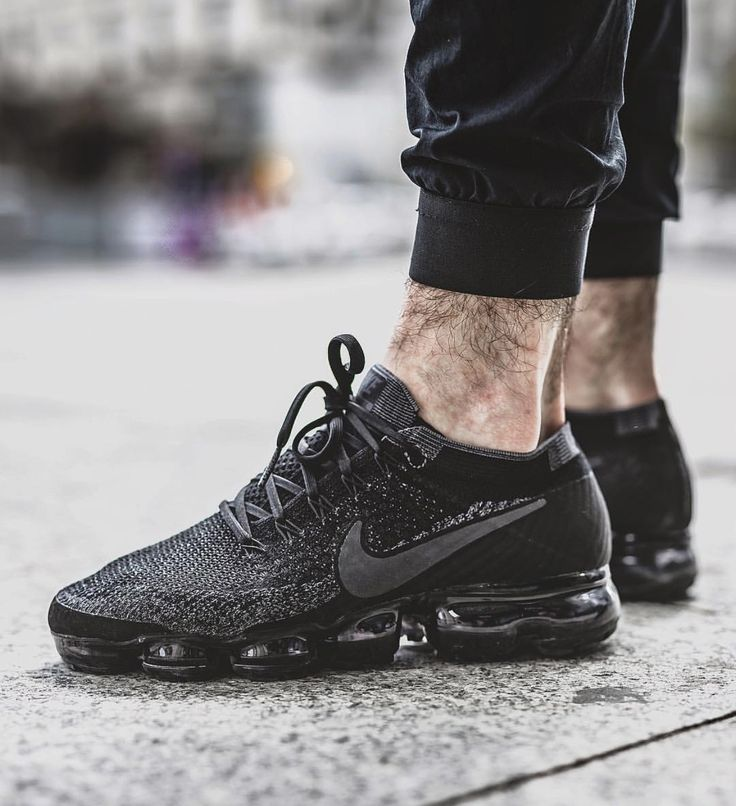 Nike Vapormax 2017. All-Blk. | Chaussure nike homme, Basket homme ...