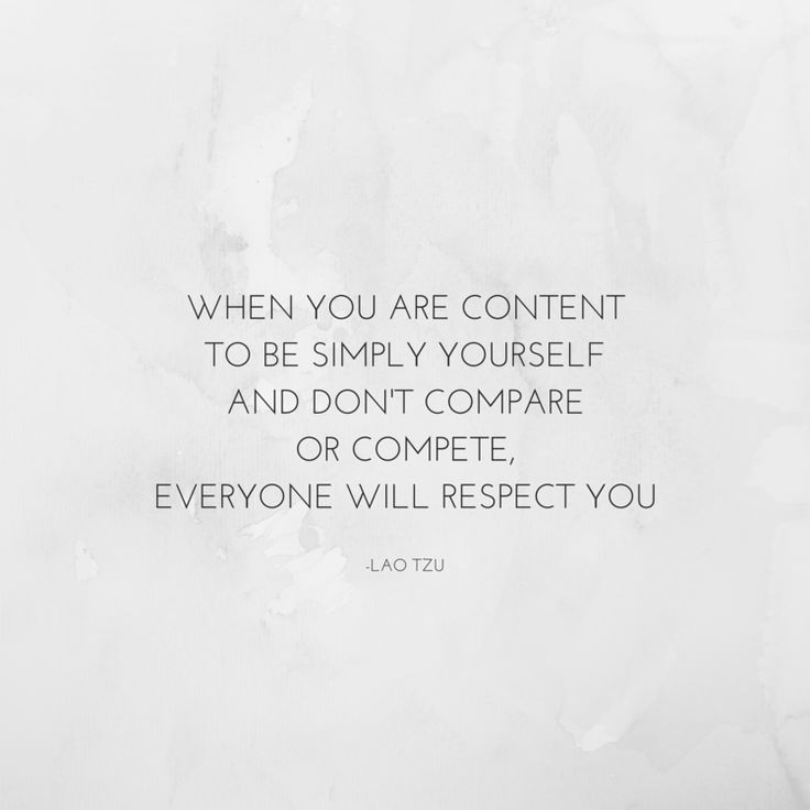 Inspirational Quotes | Stop Comparing Yourself To Others | Be Yourself