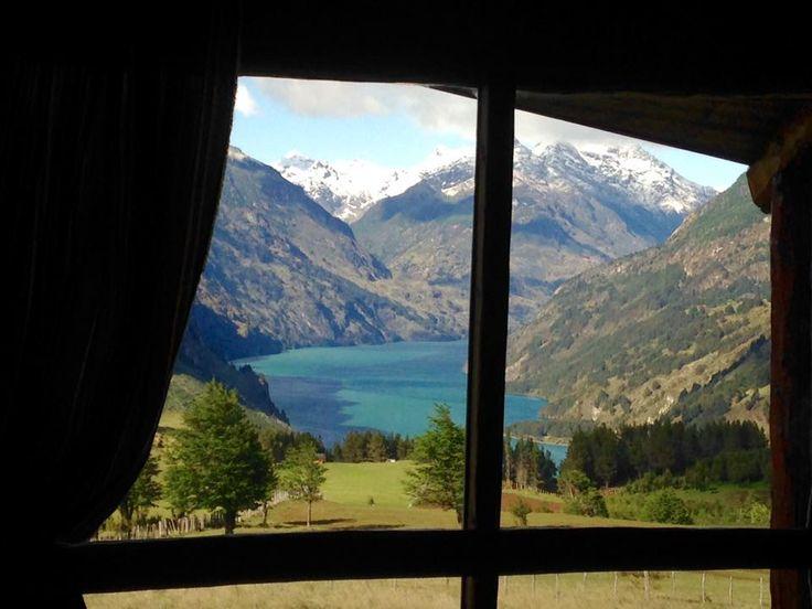 Lago Monreal, Coyhaique, Chile