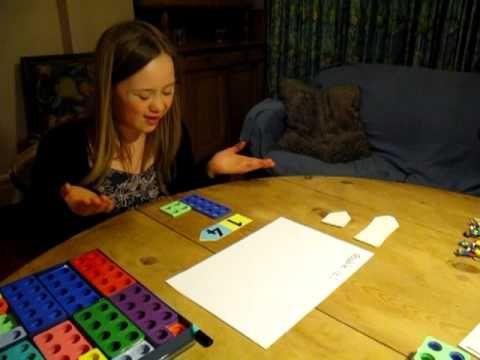 Doubling using Numicon Shapes