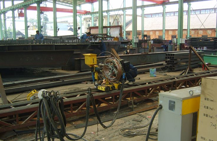 KHXY Submerged Arc Welding System