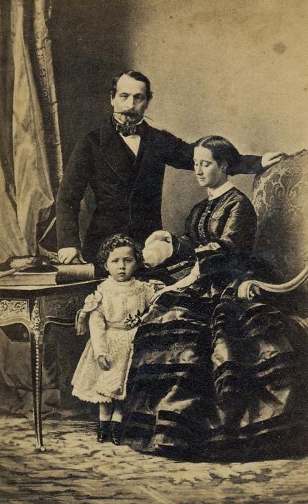 Семейный портрет в истории фотографии | NikonPro: Фотографы Nikon