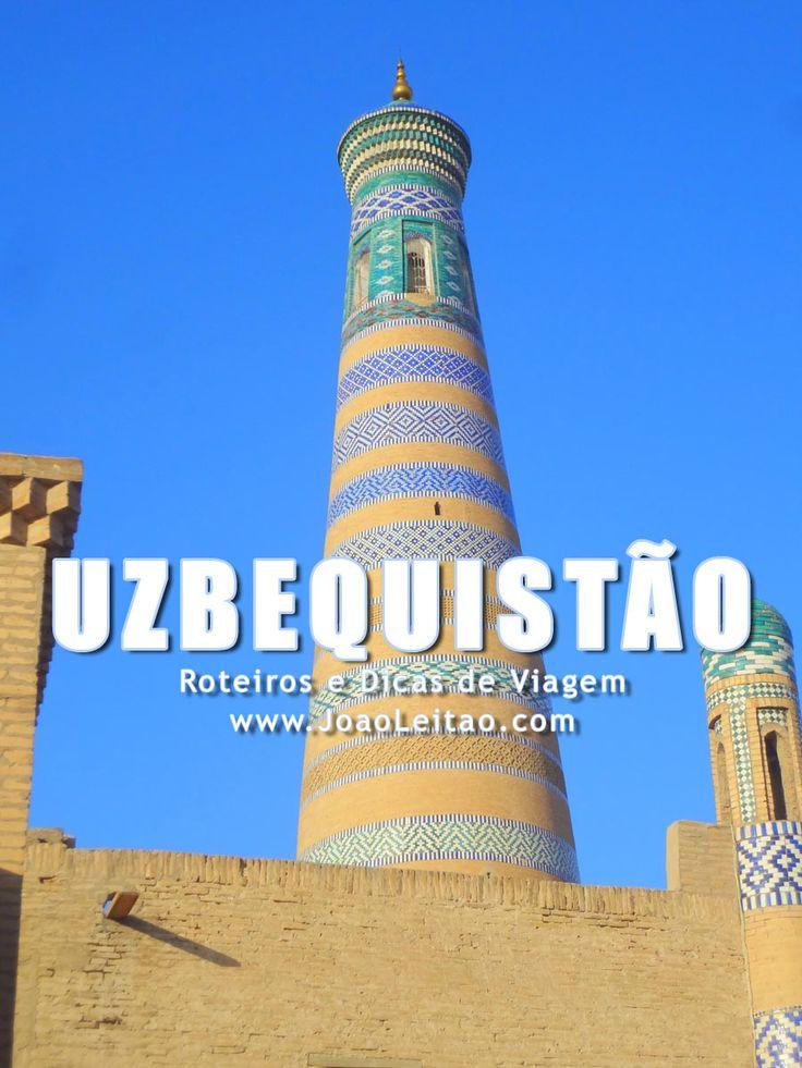 Visitar Uzbequistão – Roteiros e Dicas de Viagem