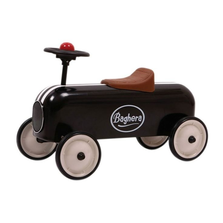 Baghera Ride-on Racer - Black-product