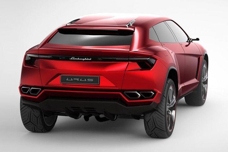 New Lamborghini Urus SUV 2017 Price, Review and Specs ...