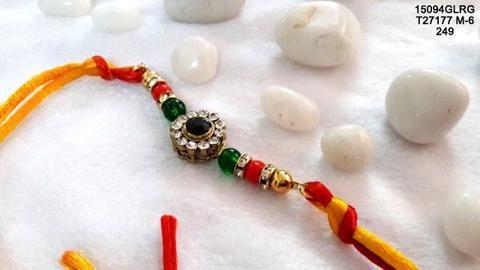 Shop Rakhi Online – Jumkey Fashion Jewellery